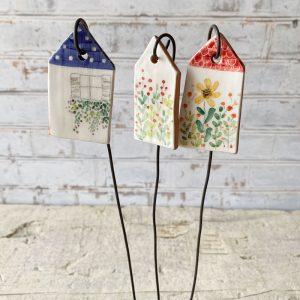 bacchette decorative a casetta