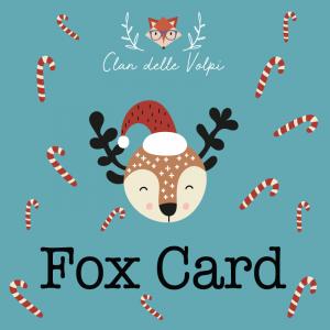 buono regalo fox card
